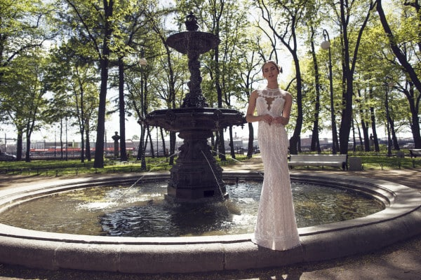 Amazing Wedding Collection NURIT HEN – THE WHITE HEART COLLECTION 2016