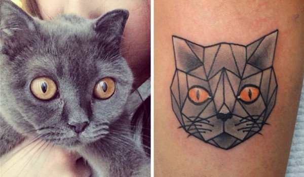 10 Adorable Cat Tattoos Every Cat Lover Will Want To Have