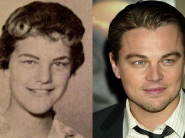 12 Celebs And Their Identical Twins From The Past That Will Make You Look Twice