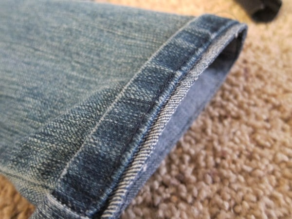 Amazing Fast And Easy Way How To Hem Your Jeans
