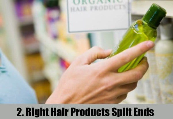 5 Absolutely Brilliant Tips To Get Rid Of Split Ends Naturally And Have A Perfect  Hair