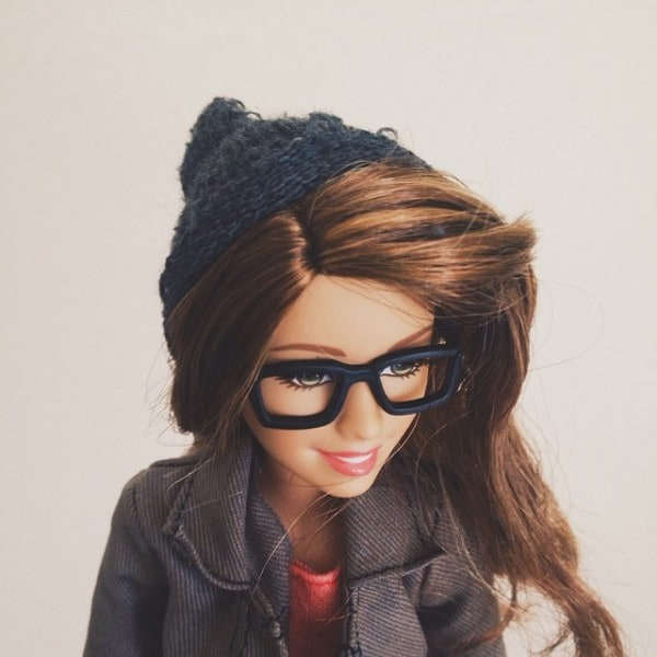 Hipster Barbie Instagram Account Tries To Mock Every Annoying Hipsters Social Media Post