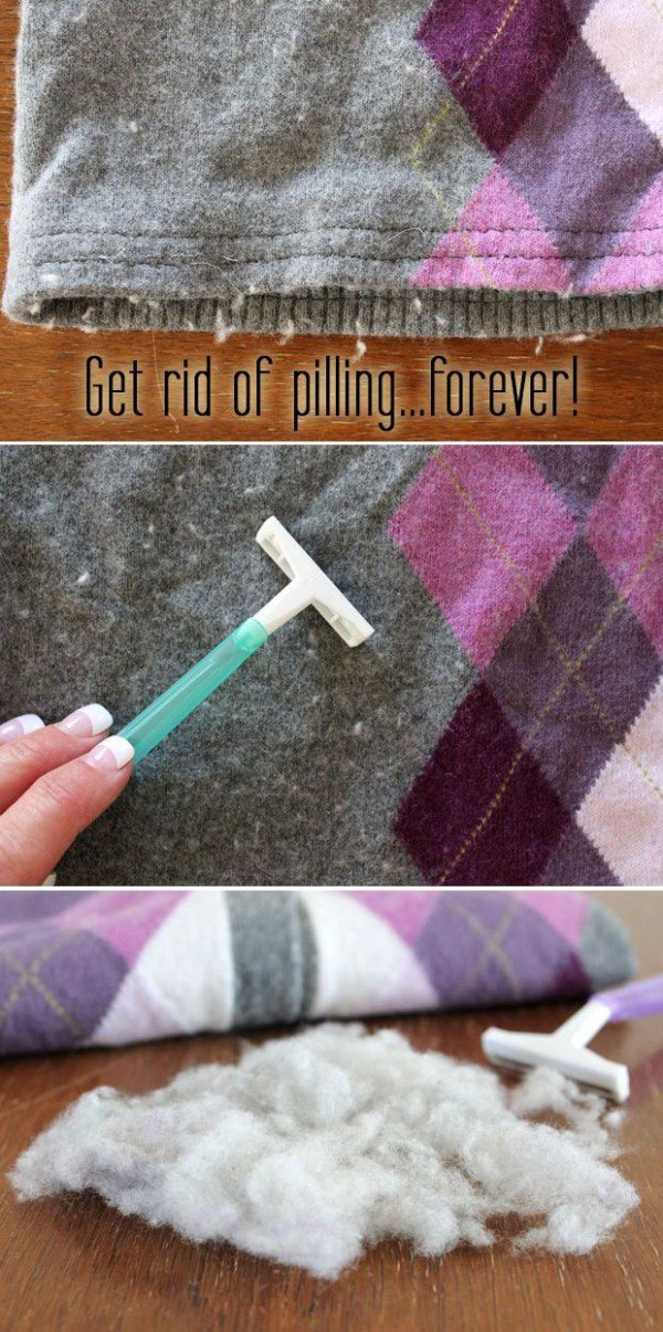 16 Simple Time Saving Clothing Hacks That Every Woman Need To Know
