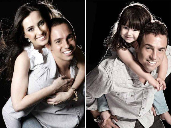 This Will Melt Your Heart: Man Recreates Photos Of His Late Wife With Their Daughter Three Years After The Accident