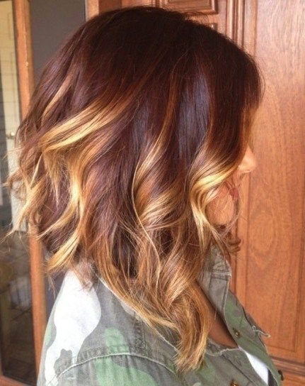 15 Of Newest and the Coolest Hair Color Tips For 2015 That You Should Try