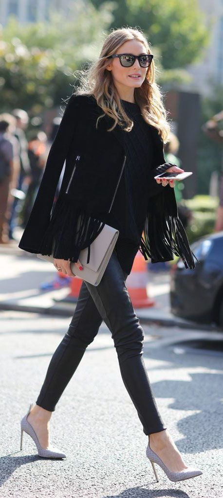 13 Impressive Ways How To Wear Fringe – Top Fashion Trend for Fall 2015