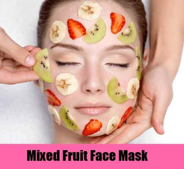 13 Spectacular DIY Fruit Face Masks For Gorgeous Skin