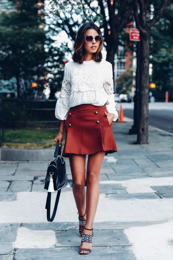 18 Top Trendy Fashionable Skirts And Dresses For This Season