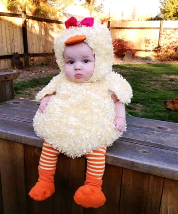 10 Absolutely The Best Baby Halloween Costumes That Are So Cute, Its Scary
