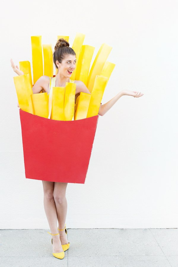 14 Fabulous DIY Halloween Costumes And Makeup Ideas That Youll Love