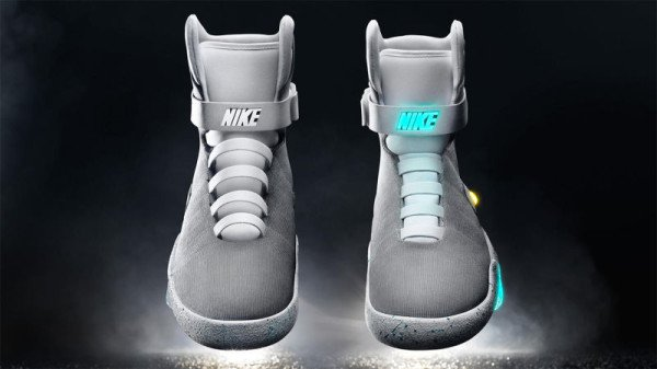 Back to the Future Air Mag Sneakers   Self Lacing Nikes Are Finally Real