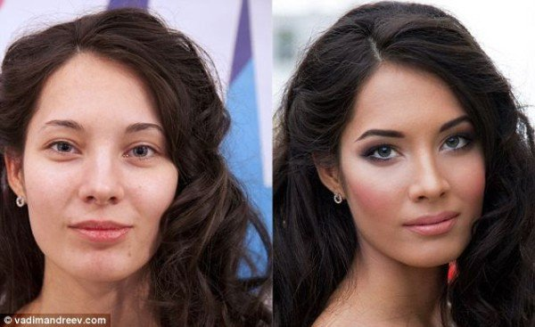 These 13 Before and After Photos Demonstrate The Power Of Makeup