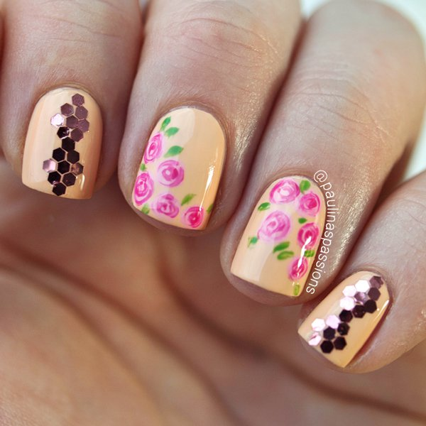 Top 20 amusing nail art ideas for every taste