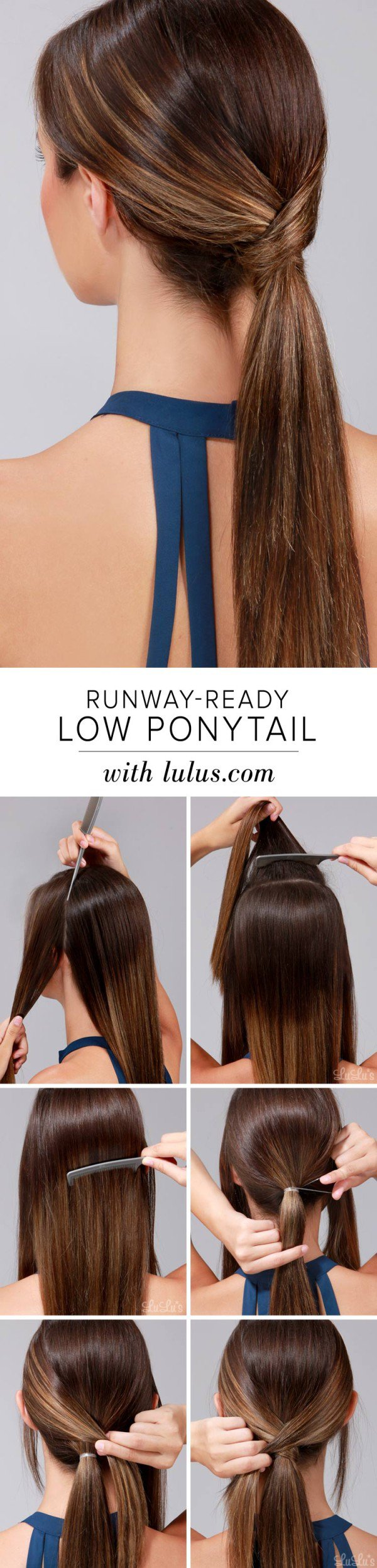 8 Amazing Ideas How To Make Simple But Dynamic Hairstyle That Attract Attention, In Only A Few Minutes