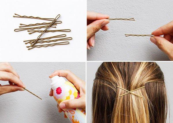 8 erstaunliche Ideen, wie man einfache aber dynamische Frisur macht, die Aufmerksamkeit erregt, in nur wenigen Minuten