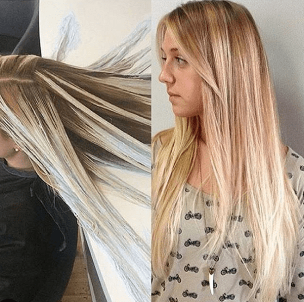 This Amazing New Hair Dyeing Technique Will Actually Give You Mermaid Hair