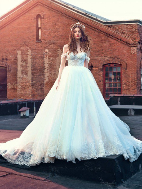 FairyTale Wedding Dresses Collection That WIll Blow Your Mind