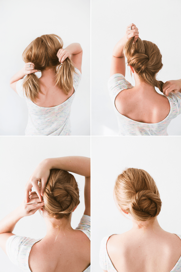 10 Of The Easiest And Fastest 3 Minutes Hairstyles For Absolutely Stunning Look