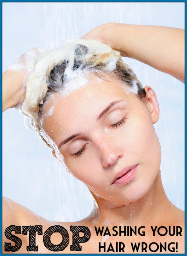 This is Amazing How To Wash Your Hair – The Right Way