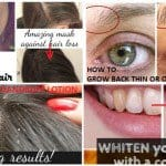 10 Effective Must know Beauty Hacks You Can Easily Do At Home