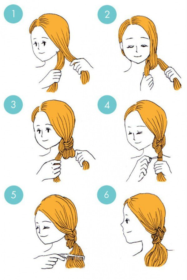 20 Cute Hairstyles That Are Extremely Easy To Do