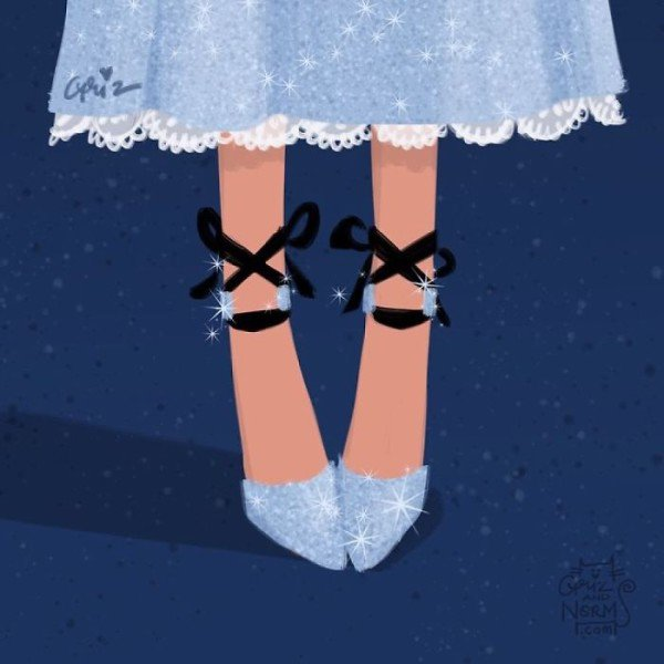 If Disneys Most Famous Ladies Wore Glam Designer Shoes