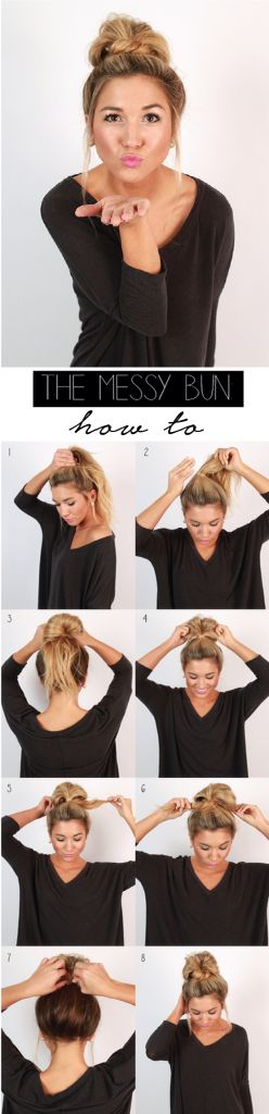 10 einfache und einfache faule Mädchen Frisur Tipps, die in weniger Zeit erledigt werden