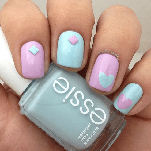 16 Sweet Valentines Day Nail Art Ideas Everyone Will Love