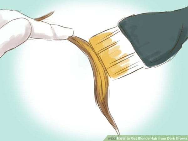 3 coole und einfache Hacks wie man blonde Haare von Dark Brown bekommt