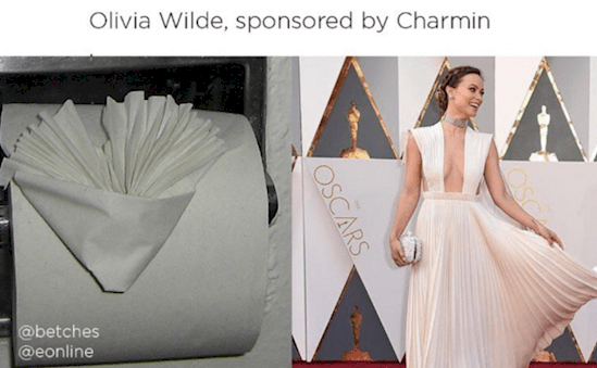 Celebs That Looked Like Things At The Oscars 2016