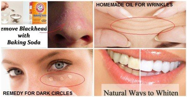 DIY Homemade Beauty Care Hacks
