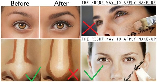 8 Pretty Simple Makeup Hacks That Will Make You Look