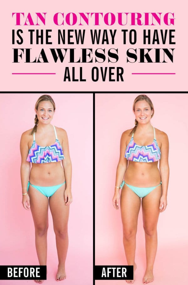 TRICKS TO SELF TANNING YOUR BODY FOR NATURAL BROONZE LOOK