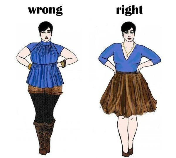 6 Common Style Mistakes that Make You Look Older and Fatter