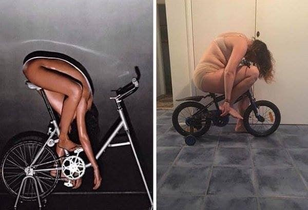 This Woman Hilariously Mocks Ridiculous Celebrity Instagrams
