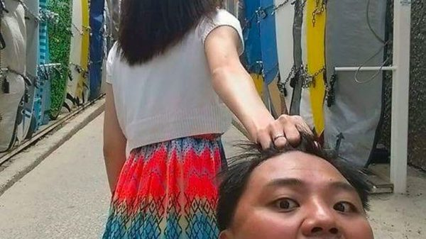 "Taiwanese Couple Inspired by the ""Follow Me To"" Project On Instagram Created Hilarious Parody"