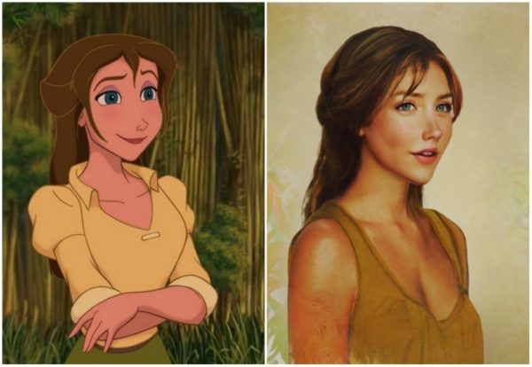 Amazing: What The Real Disney Princesses Looked Like