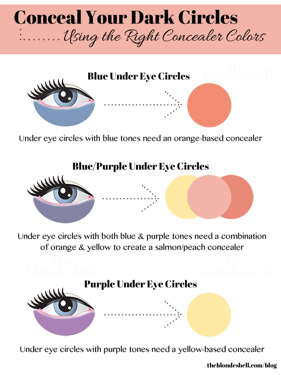 These 9 Diagrams Will Help You To Understand Makeup