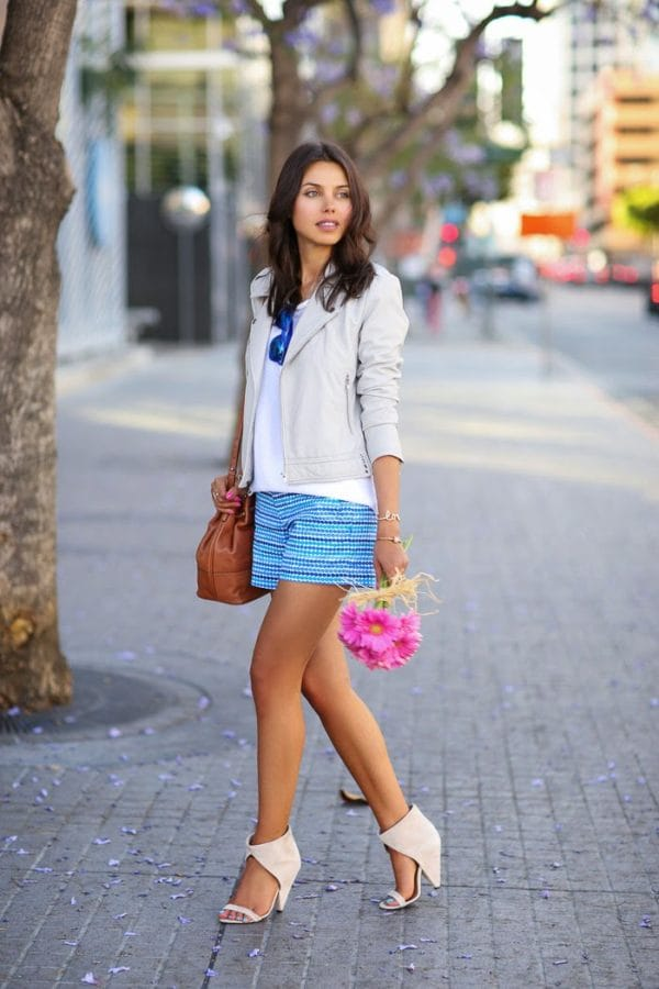 15 Simple, Stylish and Fancy Outfit Ideas including Summer Hit Shorts