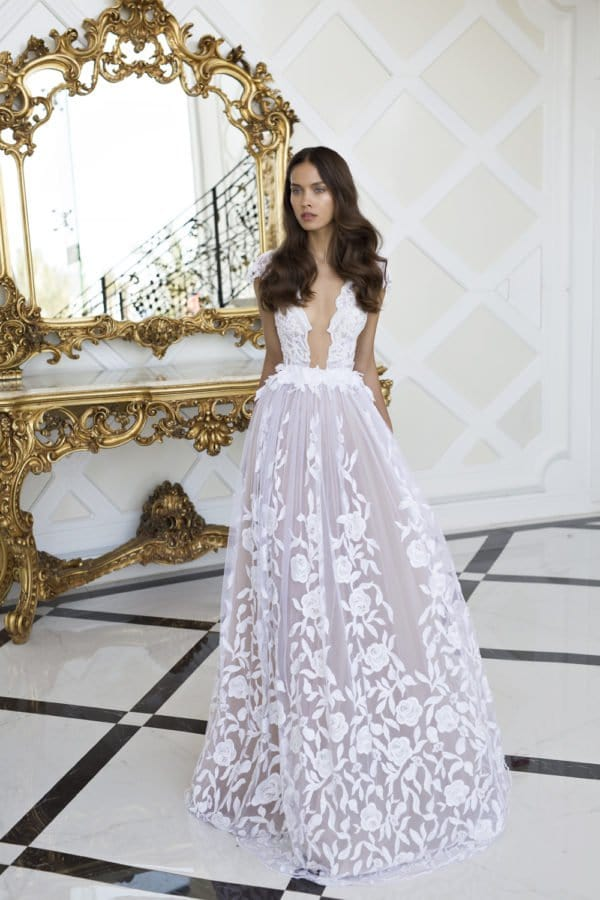 Stunning Royal Couture Wedding Dresses By Nurit Hen