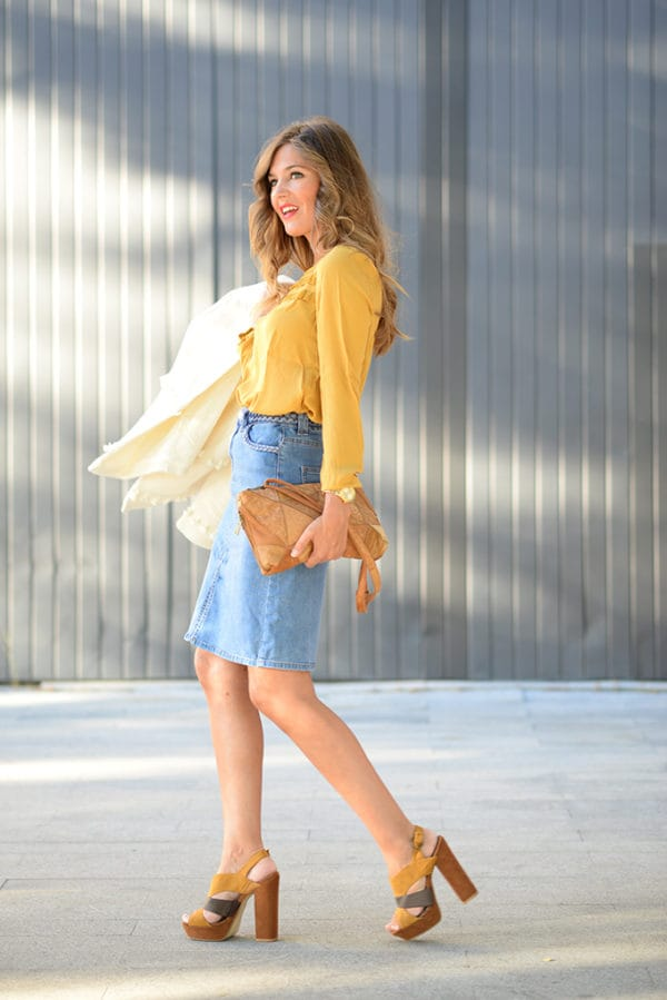 15 APPEALING DENIM DREAM SKIRTS FOR SUMMER 2016