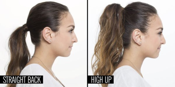 Surprisingly Easy Ponytail Tricks for Thinner and Extended look