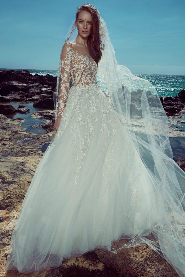 The Prettiest Spring 2017 Wedding Dresses from Zuhair Murad