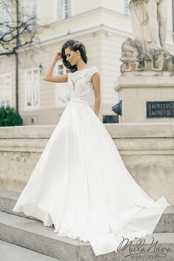 Milla Nova Passionate and Exquisite Wedding Dress Collection 2016