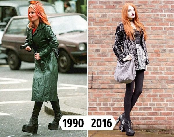 15 Trend Pieces Of Evidence That the 90's Fashion Repeats Itself