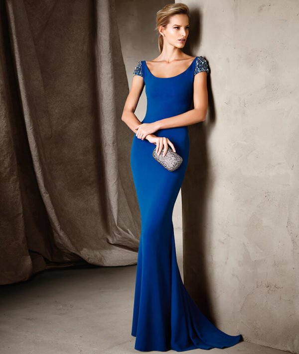 44 Astonishing And Vibrant Cocktail Dress Collection launched by Pronovias