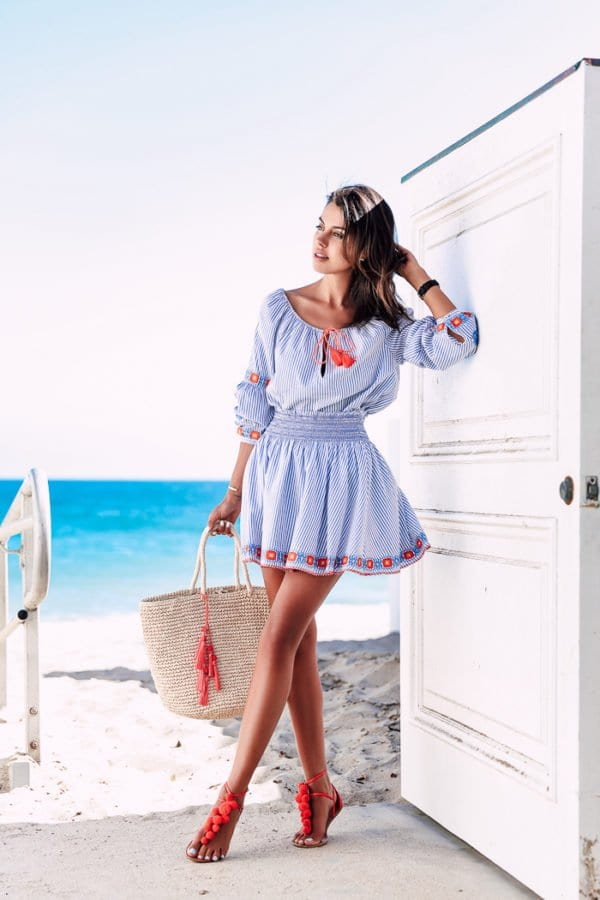 20 Comfy And Appealing Sundresses To Wear Now
