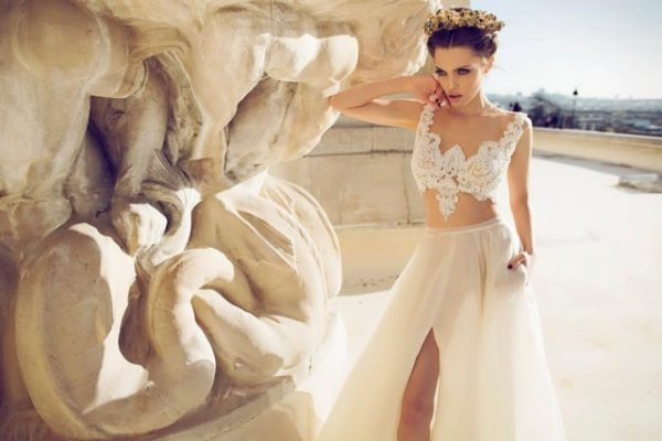 Glorious And Divine Wedding Dresses Collection by Dimitrius Dalia