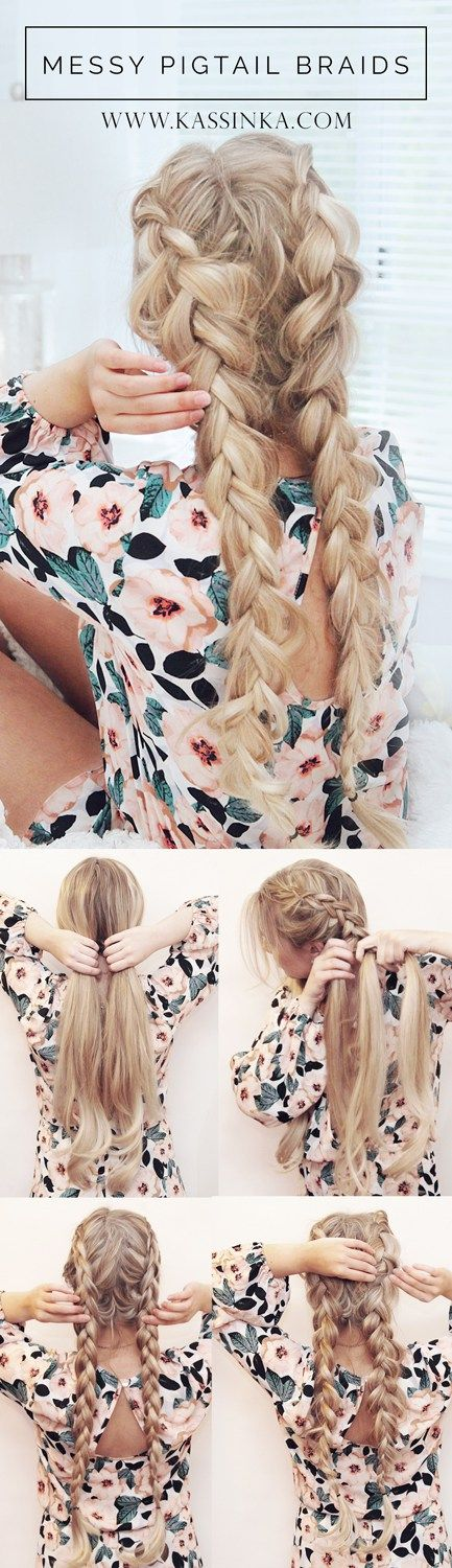 10 Amazing and Fetching Braided Tutorials That You Will Love