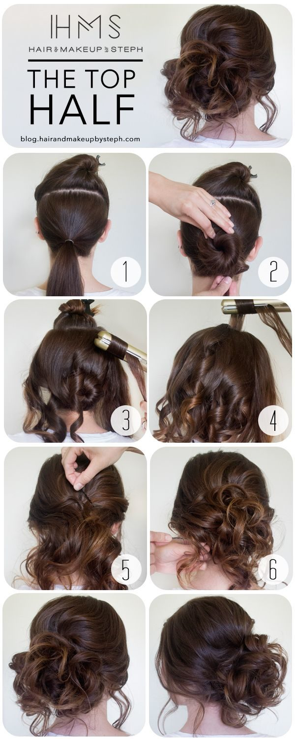 8 Elegant Hairstyles For Any Official Occasion